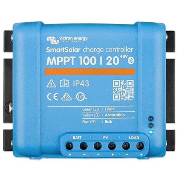 Smart Solar MPPT 100-20