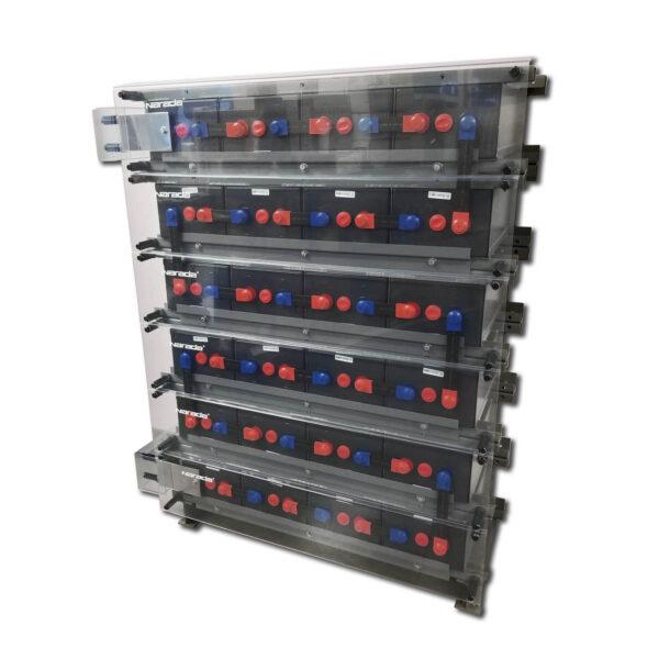 Lead-Carbon-Rack