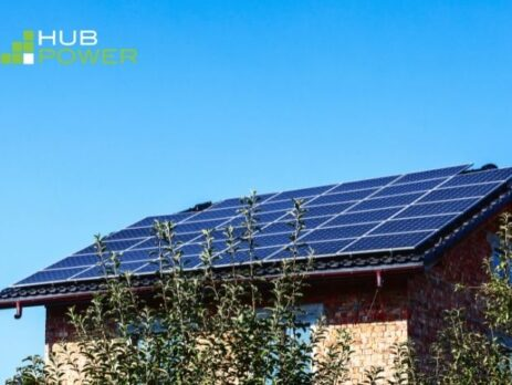 solar off-grid cabin