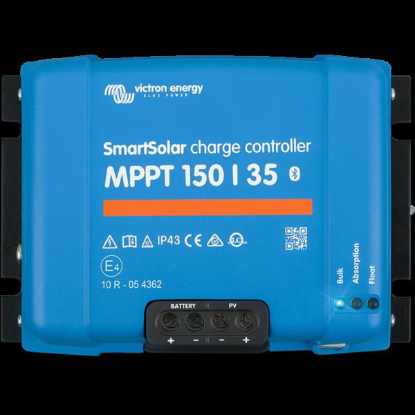 SmartSolar MPPT 150-35